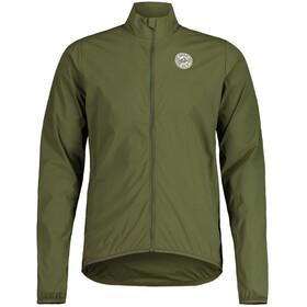 Maloja MaxM. Superlight WB Jacket Men, verde oliva
